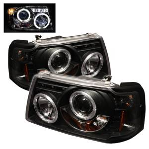 Spyder Auto - Halo LED Projector Headlights 5010490 - Image 1
