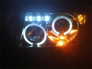 Spyder Auto - Halo LED Projector Headlights 5010490 - Image 2