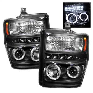 Spyder Auto - Halo LED Projector Headlights 5010575