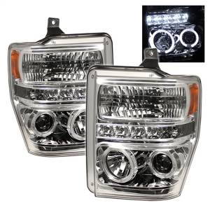 Spyder Auto - Halo LED Projector Headlights 5010582