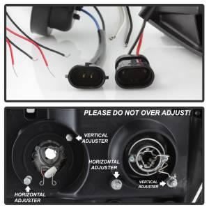 Spyder Auto - Halo Projector Headlights 5010605 - Image 6