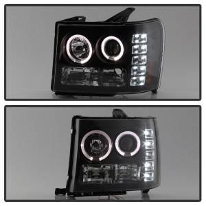 Spyder Auto - Halo Projector Headlights 5010605 - Image 9