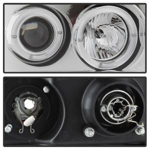 Spyder Auto - Halo Projector Headlights 5010612 - Image 2