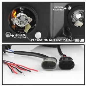 Spyder Auto - Halo Projector Headlights 5010780 - Image 8