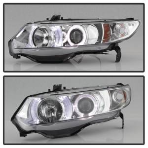 Spyder Auto - Halo Projector Headlights 5010797 - Image 4