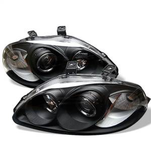 Spyder Auto - Halo Projector Headlights 5010902