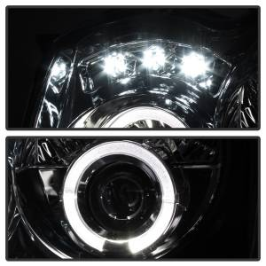 Spyder Auto - Halo LED Projector Headlights 5011107 - Image 4