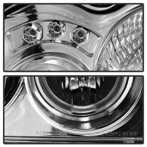 Spyder Auto - Halo LED Projector Headlights 5011107 - Image 6