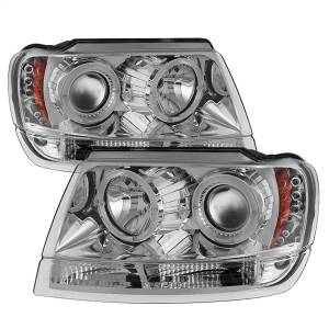 Spyder Auto - Halo LED Projector Headlights 5011152 - Image 1
