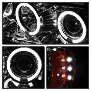 Spyder Auto - Halo LED Projector Headlights 5011152 - Image 2