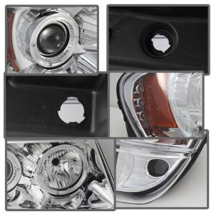 Spyder Auto - Halo LED Projector Headlights 5011152 - Image 3