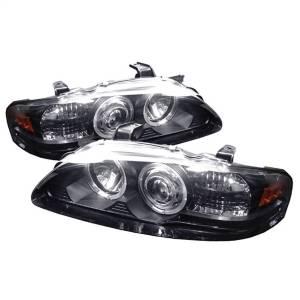 Spyder Auto - Halo LED Projector Headlights 5011558 - Image 1