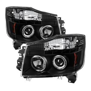 Spyder Auto - Halo LED Projector Headlights 5011572 - Image 1