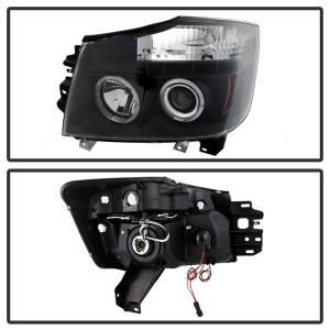 Spyder Auto - Halo LED Projector Headlights 5011572 - Image 6