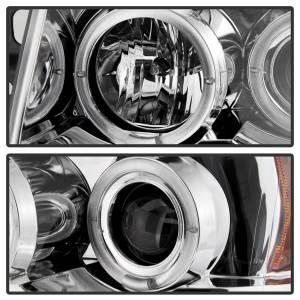 Spyder Auto - Halo LED Projector Headlights 5011589 - Image 2