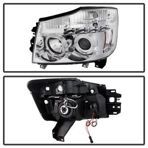 Spyder Auto - Halo LED Projector Headlights 5011589 - Image 4