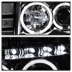 Spyder Auto - Halo LED Projector Headlights 5011589 - Image 6