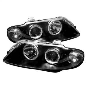 Spyder Auto - Halo LED Projector Headlights 5011749 - Image 1