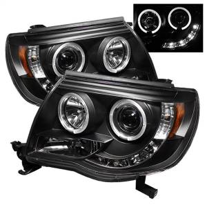 Spyder Auto - Halo LED Projector Headlights 5011916