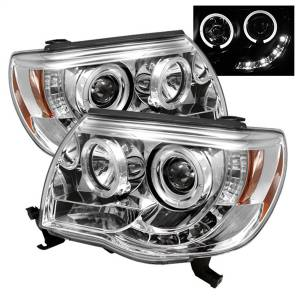 Spyder Auto - Halo LED Projector Headlights 5011923