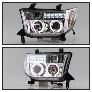 Spyder Auto - Halo Projector Headlights 5012036 - Image 3