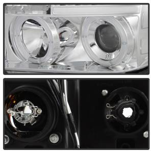 Spyder Auto - Halo Projector Headlights 5012036 - Image 6