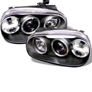 Spyder Auto - Halo Projector Headlights 5012159