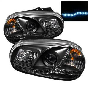 Spyder Auto - DRL LED Projector Headlights 5012173