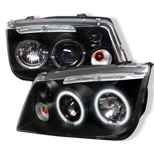 Spyder Auto - CCFL LED Projector Headlights 5012210