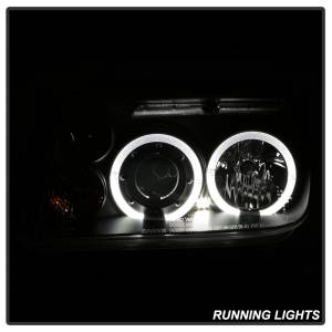 Spyder Auto - Halo LED Projector Headlights 5012258 - Image 6