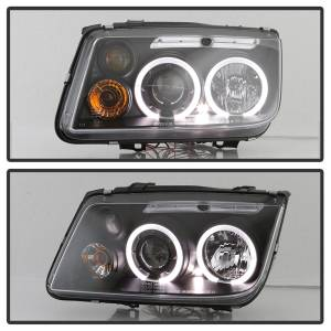 Spyder Auto - Halo LED Projector Headlights 5012258 - Image 7