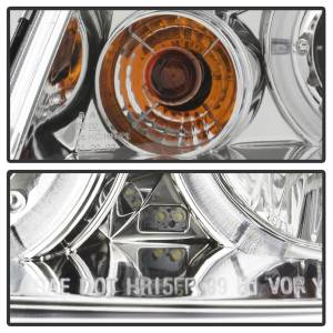 Spyder Auto - Halo LED Projector Headlights 5012265 - Image 2