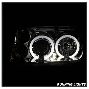 Spyder Auto - Halo LED Projector Headlights 5012265 - Image 4
