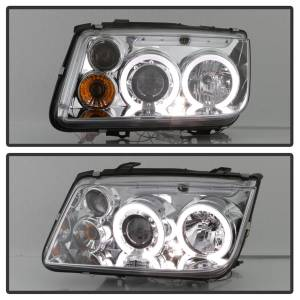 Spyder Auto - Halo LED Projector Headlights 5012265 - Image 7