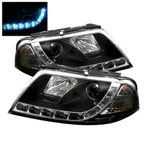 Spyder Auto - DRL LED Projector Headlights 5012302