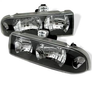 Spyder Auto - Crystal Headlights 5012425