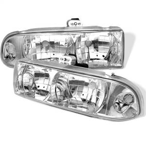 Spyder Auto - Crystal Headlights 5012432