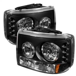 Spyder Auto - Crystal Headlights 5012449