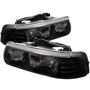 Spyder Auto - Crystal Headlights 5012470
