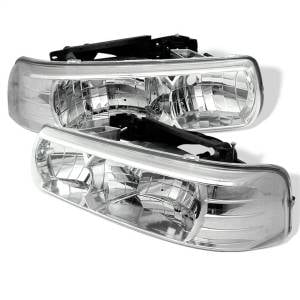 Spyder Auto - Crystal Headlights 5012487