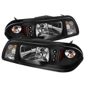 Spyder Auto - LED Crystal Headlights 5012531 - Image 1