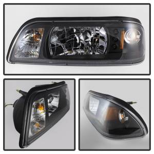 Spyder Auto - LED Crystal Headlights 5012531 - Image 2