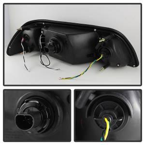 Spyder Auto - LED Crystal Headlights 5012531 - Image 4