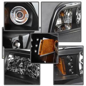 Spyder Auto - LED Crystal Headlights 5012531 - Image 5