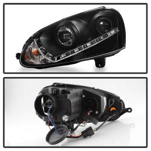 Spyder Auto - DRL LED Projector Headlights 5017505 - Image 4