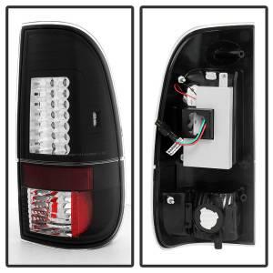 Spyder Auto - LED Tail Lights 5029133 - Image 3