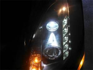 Spyder Auto - CCFL Halo DRL LED Projector Headlights 5029874 - Image 2