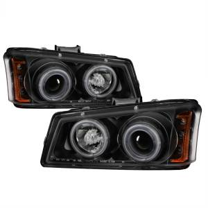 Spyder Auto - CCFL LED Projector Headlights 5030023