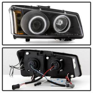 Spyder Auto - CCFL LED Projector Headlights 5030023 - Image 3