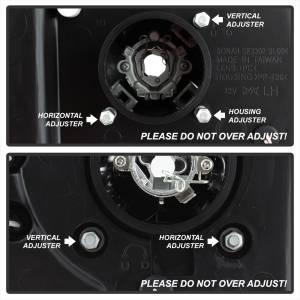 Spyder Auto - CCFL LED Projector Headlights 5030023 - Image 5